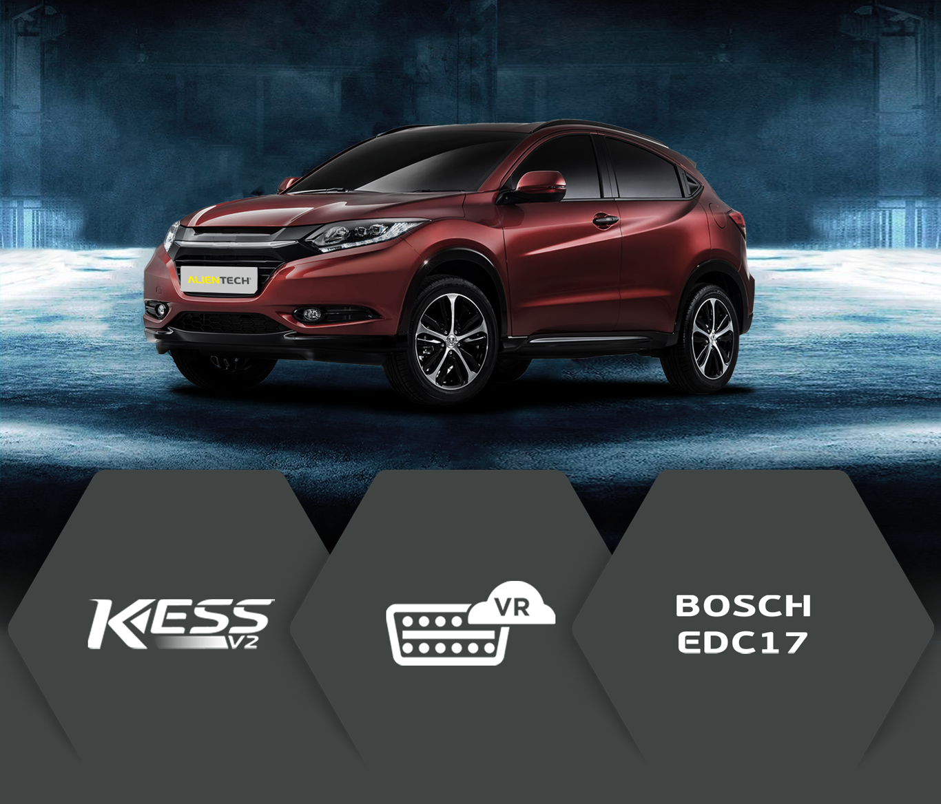 Honda ECU Bosch EDC17Honda ECU Bosch EDC17