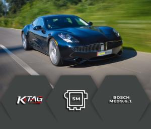 K-TAG Service Mode